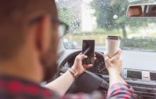 Put Your Smartphone Down and Drive!