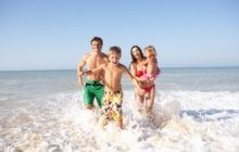 5 Safety Tips for the Beach