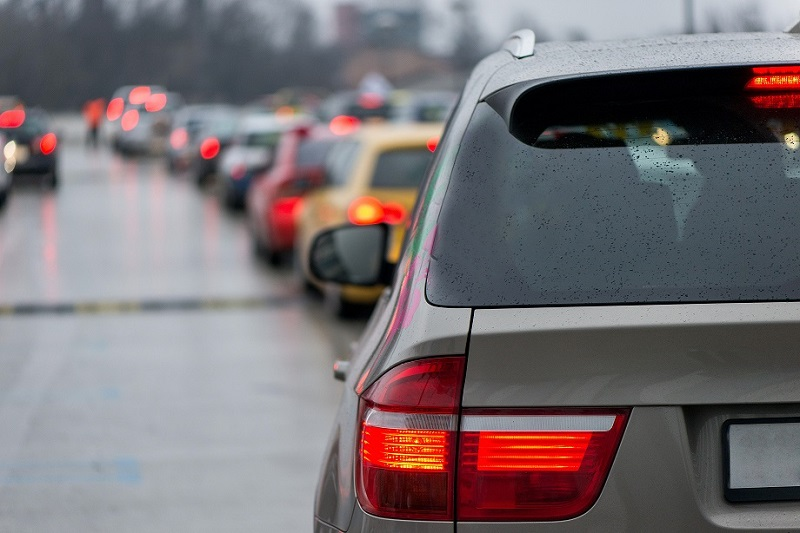 New School Year Means More Traffic