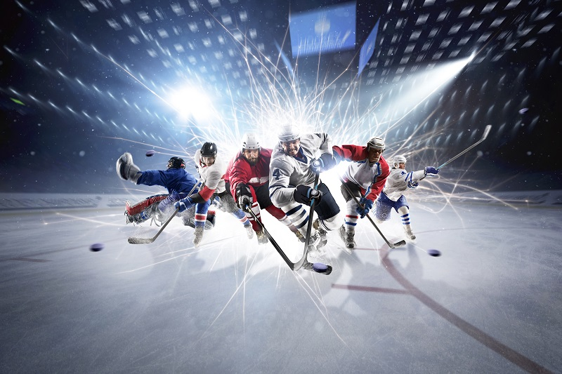 Spinal Adjustments for Hockey Players