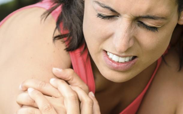Suffering from Frozen Shoulder?