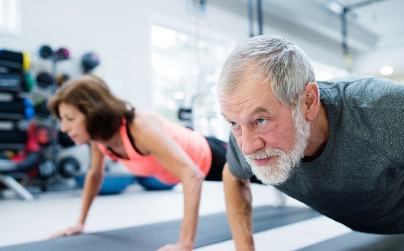 Chiropractic Care for Older Athletes