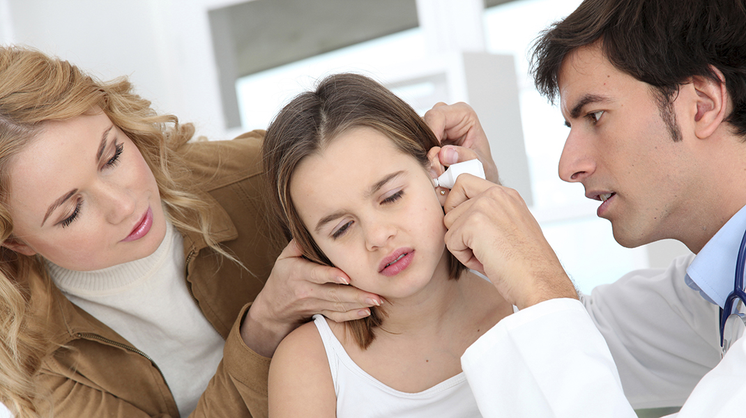 Suffering from an Ear Infection?