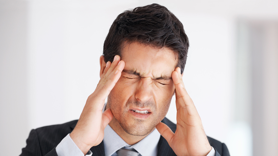 Suffering from Headaches?
