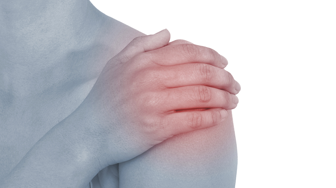 Suffering from Shoulder Pain?