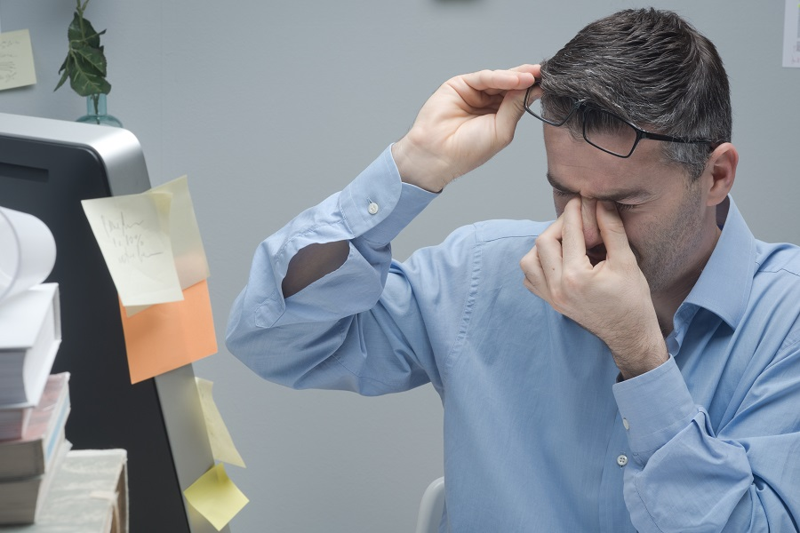 Chiropractic Care for Eye Pain
