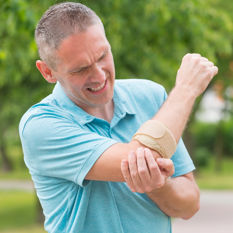Tennis Elbow versus Golf Elbow